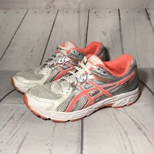 ASICS Gel Contend 2 Sneakers Running Shoes Sz 7.5